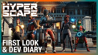 Hyper Scape: First Look & Dev Diary Trailer | Ubisoft [NA] by Ubisoft