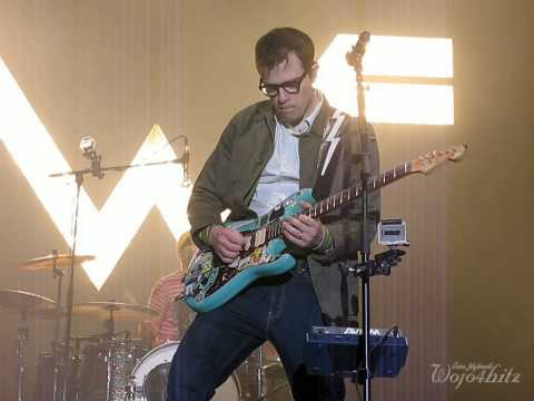 4/14 Weezer - Troublemaker @ Rock The Park, London, ON 7/24/14