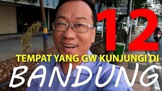 Video Rekomendasi 12 Tempat Jalan-Jalan & Kuliner di Bandung MP3, 3GP, MP4, WEBM, AVI, FLV April 2019