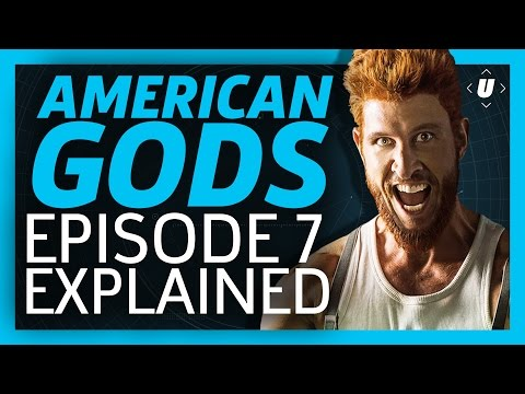 American Gods Episode 7 Breakdown!