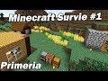 Download Lagu Nouvelle Aventure Survie Multijoueur ! Minecraft Survie Primeria #1 Mp3 Free