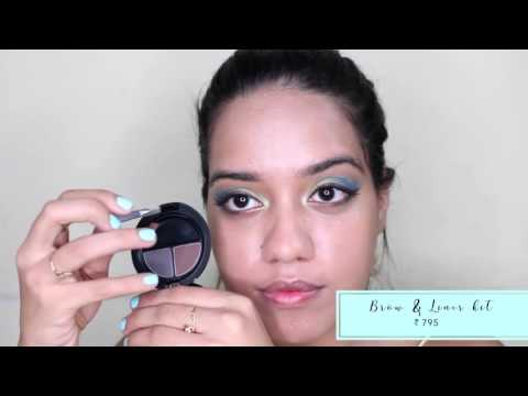 Makeup Tutorial with The Body Shop Products by Debasree Banerjee