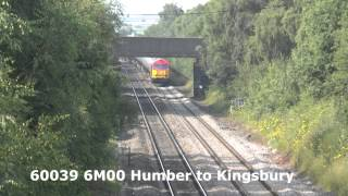 Lea Marston United Kingdom  city pictures gallery : A filming Session on the Kingsbury Line, featuring class 60s