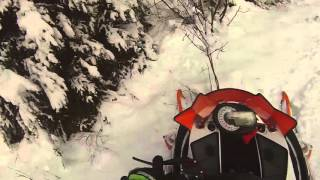 8. 2015 Arctic Cat XF 8000 Cross Country - Last Run of 2016