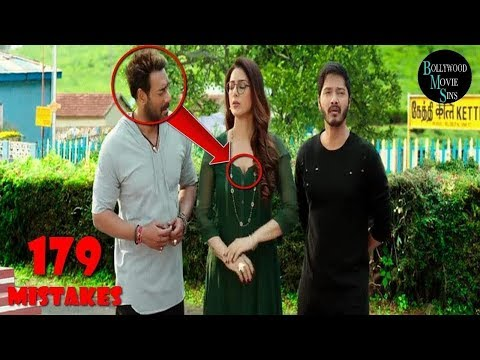 [EWW] EVERYTHING WRONG WITH GOLMAAL AGAIN FULL MOVIE 2017 (179) MISTAKES FUNNY MISTAKES GOLMAAL