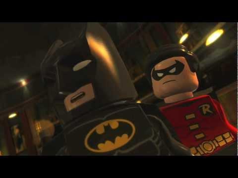 LEGO Batman 2: DC Super Heroes  Tráiler 'Las Figuras hablan'