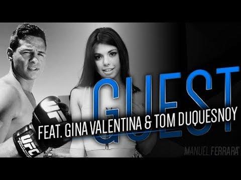 Gina Valentina et Tom Duquesnoy - CharitableDay 2017 (видео)