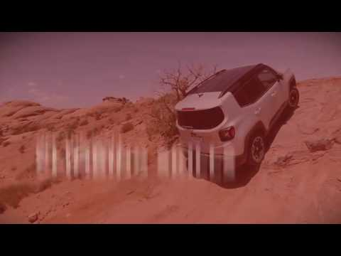 Jeep Renegade Rock Climb