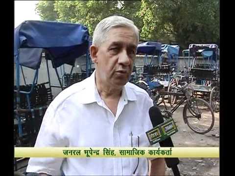 Maitri's:Project Awaaz Presentation by Lok Sabha TV; Aam Aadmi Khas Pehal