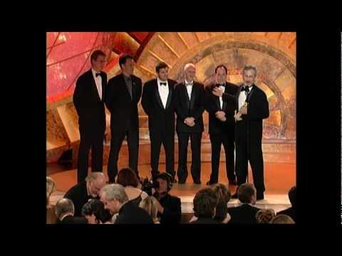 Saving Private Ryan Wins Best Motion Picture Drama - Golden Globes 1999