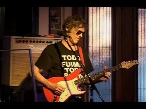 Luis Alberto Spinetta video Amor de primavera - Moliere, San Telmo 12/11/2009