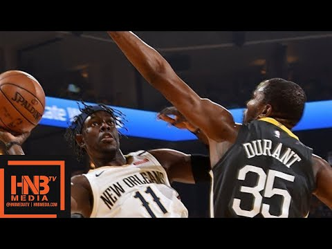 Golden State Warriors vs New Orleans Pelicans Full Game Highlights / Game 2 / 2018 NBA Playoffs - Thời lượng: 9:35.