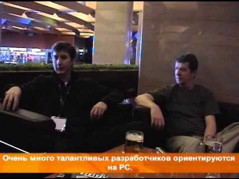 КРИ 2004 - Интервью Игромании с разработчиками Nvidia (май 2004)