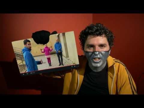 Captain Disillusion Debunks Viral Ping Pong Knife
