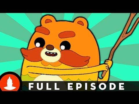 Gas Powered Stick (Bravest Warriors – Ep. 7 Season 1 on Cartoon Hangover)