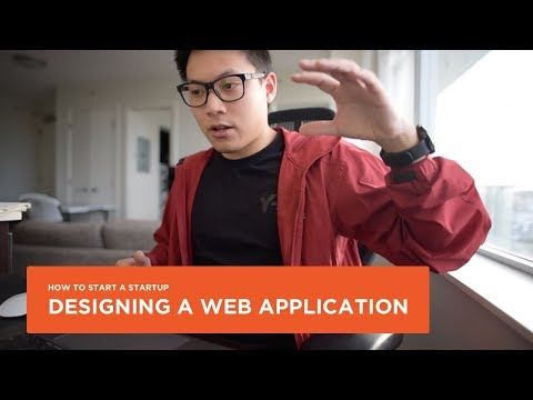 How to design a web application from start to finish