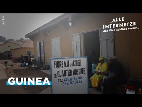 Guinea: Sie halten an der Demokratie fest – Alle Intern ...