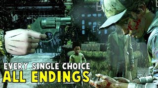 Video All Endings - Every Single Choice - The Walking Dead The Final Season MP3, 3GP, MP4, WEBM, AVI, FLV Agustus 2018