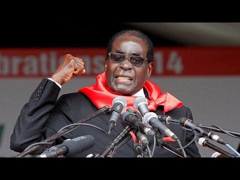 Simbabwe: Ex-Präsident Mugabe (95), Freiheitskämpfer  ...