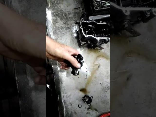 Ремонт ТНВД ЯМЗ 238 развалились подшипники