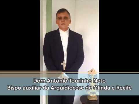 Mensagem de Dom Antônio Tourinho à Comunidade Shalom
