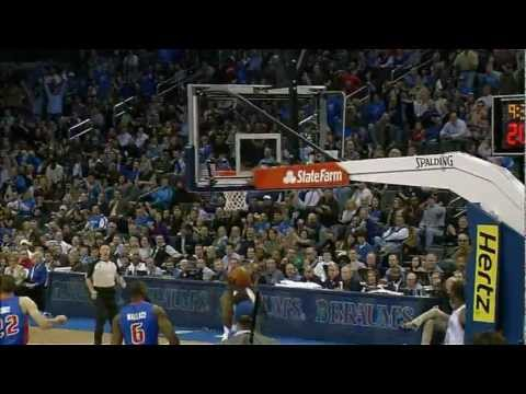 Thunder knock out the Pistons early, roll to 99-79 win