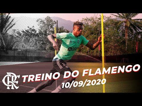 Treino do Flamengo - 10/09/2020