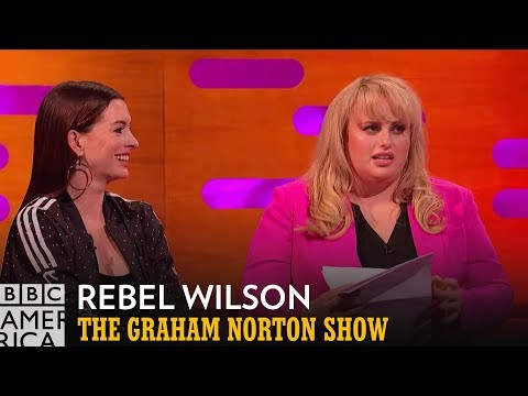 Rebel Wilson Defended The Hustle's PG-13 Rating To A Jury | The Graham Norton Show | BBC America
