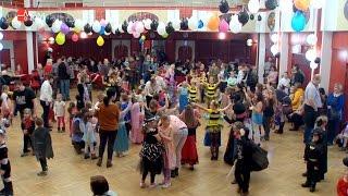 MKSC připravilo dětský maškarní karneval