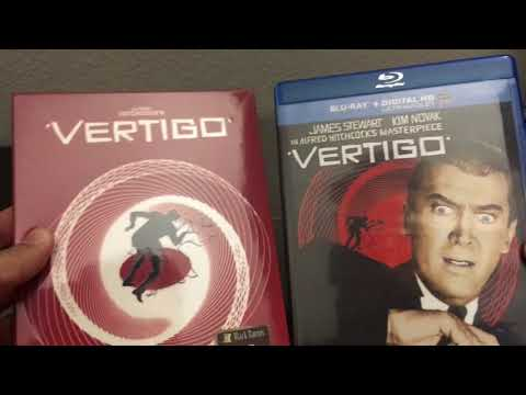 LONG VERSION: VERTIGO [FILMARENA BLACK BARONS #12] STEELBOOK BLU RAY REVIEW + UNBOXING + DISCUSSION