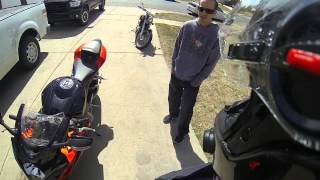 3. How To Buy A Used Motorcycle Episode 3 Bike 1 2007 Suzuki GSXR 1000