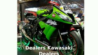 3. 2012 Kawasaki Ninja ZX-10R -  Specification Dealers