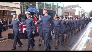 Video Battle of Britain Parade Neath 2016 MP3, 3GP, MP4, WEBM, AVI, FLV Mei 2017