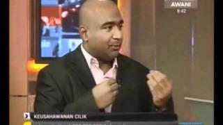 Keusahawanan Kanak-Kanak (Bahagian 1) Agenda Awani Astro Bersama Shahabudeen Jalil