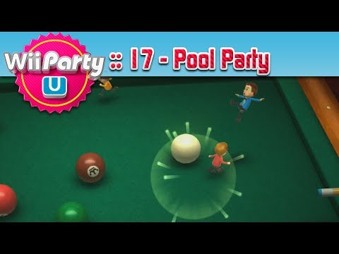 pool party wii amazon