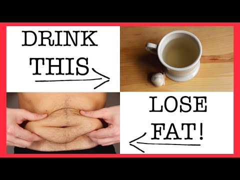 DRINK THIS & LOSE BELLY FAT  How to Lose Weight Fast & Easy