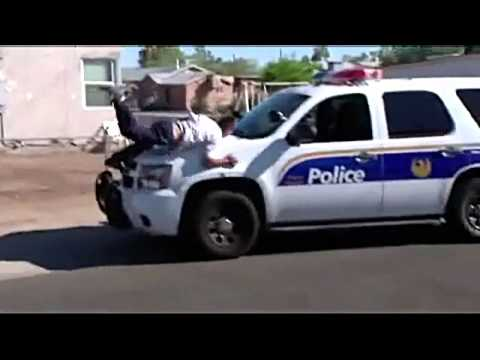 How Not to Run from the Cops