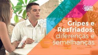 Gripes e resfriados: diferenças e semelhanças