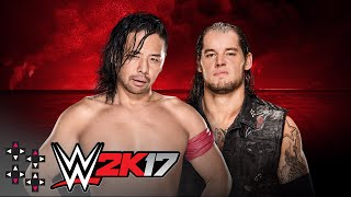 SUBSCRIBE: http://bit.ly/upupdwndwnIt's WWE 2K17 Match Simulations, brought to you courtesy of TonyPizzaGuy! Mr. Money in the Bank squares off against the Rockstar of the Blue Brand in the matchup of this heated rivalry!Like us on Facebook: http://www.facebook.com/UpUpDwnDwnFollow us on Twitter: http://twitter.com/UpUpDwnDwnCheck us out on Instagram: http://instagram.com/upupdwndwn/GET YOUR UPUPDOWNDOWN SHIRTS HERE: http://shop.wwe.com/250-100-001-1.htmlAND HERE: http://shop.wwe.com/250-100-002-1.htmlEUROSHOP T-SHIRTS: http://euroshop.wwe.com/en_GB/xavier-woods-upupdowndown-t-shirt/W10436.htmlAustin Creed's Twitter: http://twitter.com/XavierWoodsPhDAustin Creed's Twitch: http://twitch.tv/Austincreed/profile