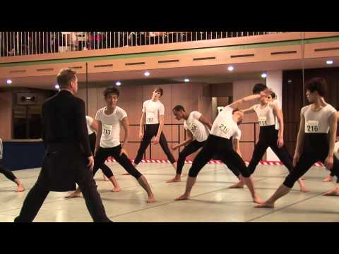 Simon Acri - Video Blog Day 1 -- 2013 Prix de Lausanne