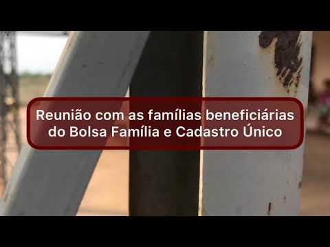 Reunião com as famílias beneficiárias do Bolsa Família e Setembro Amarelo comunidade Pingo do Ouro