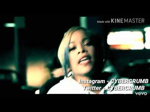 """TLC """"Girl Talk"""" Official Music Video [with Left Eye (edit)]"""