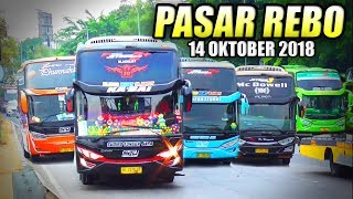 Video Banyak Bus Kekinian Disini, Hunting Bus Di Pasar Rebo (14 Oktober 2018) MP3, 3GP, MP4, WEBM, AVI, FLV Mei 2019