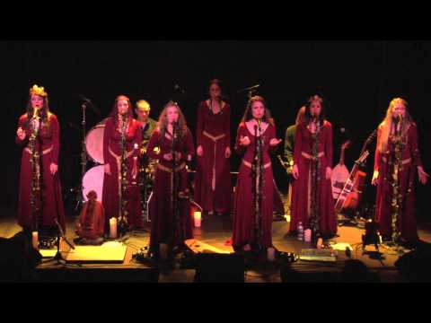 "Mediaeval Baebes – ""Auld Lang Syne"" – Live in Williamsburg, Brooklyn, NY"