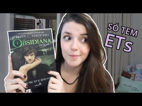 Não lido bem com ETS | Obsidiana de Jennifer L. Armentrout