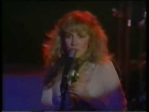 Gold and Braid ~ STEVIE NICKS White Wing Dove - 1981