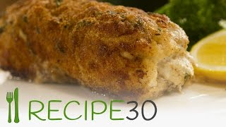 Cordon France  city photos gallery : Make your own Chicken Cordon Bleu with crusty herb coating - recipe by www.recipe30.com