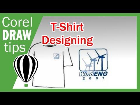 tshirt design in coreldraw simple designer coreldraw design system ...