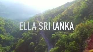 Ella Sri Lanka  city photo : Ella Sri Lanka 2016 Dji Phantom 3