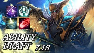 Video Dota 2 Ability Draft Best Combos #4 | STUN + ULT = DEAD Full Gameplay MP3, 3GP, MP4, WEBM, AVI, FLV Juli 2018